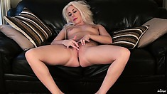 Such a perfect little pussy requires a lot of finesse and care
