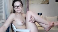 Amateur Teen Masturbating On Webcam 0184