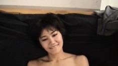 Tommy Finds Himself An Asian Gal To Blow Him And Let Him Fuck Her