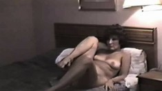 Dark Haired Bitch That Is Adult Gets Her Ass-fucked From